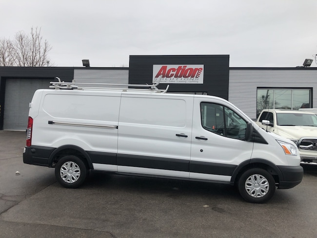 2018 Ford Transit T250 Low roof with shelving and ladder rack Cargo