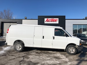 2018 Chevrolet Express 2500 Extended! fin or lease from 5.99%oac Cargo
