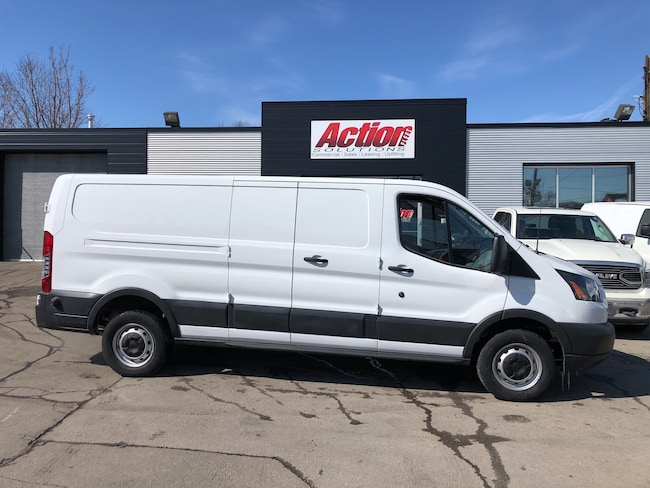 2018 Ford Transit Low kms, T250 low roof 148 Cargo