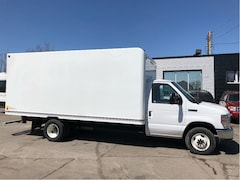 2016 Ford E-350 16ft cube with ramp Cube