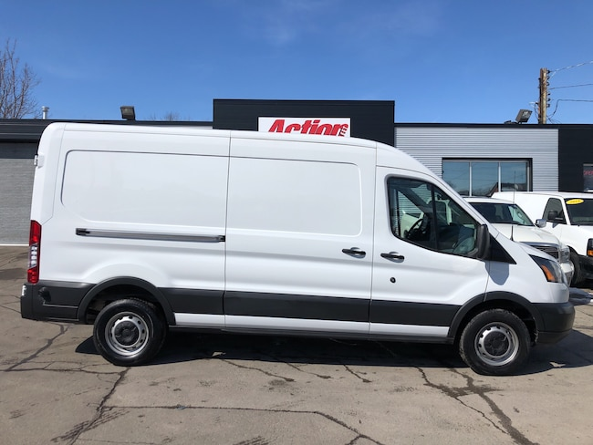 2018 Ford Transit Mid Roof 148. fin or lease from 5.99%oac Cargo