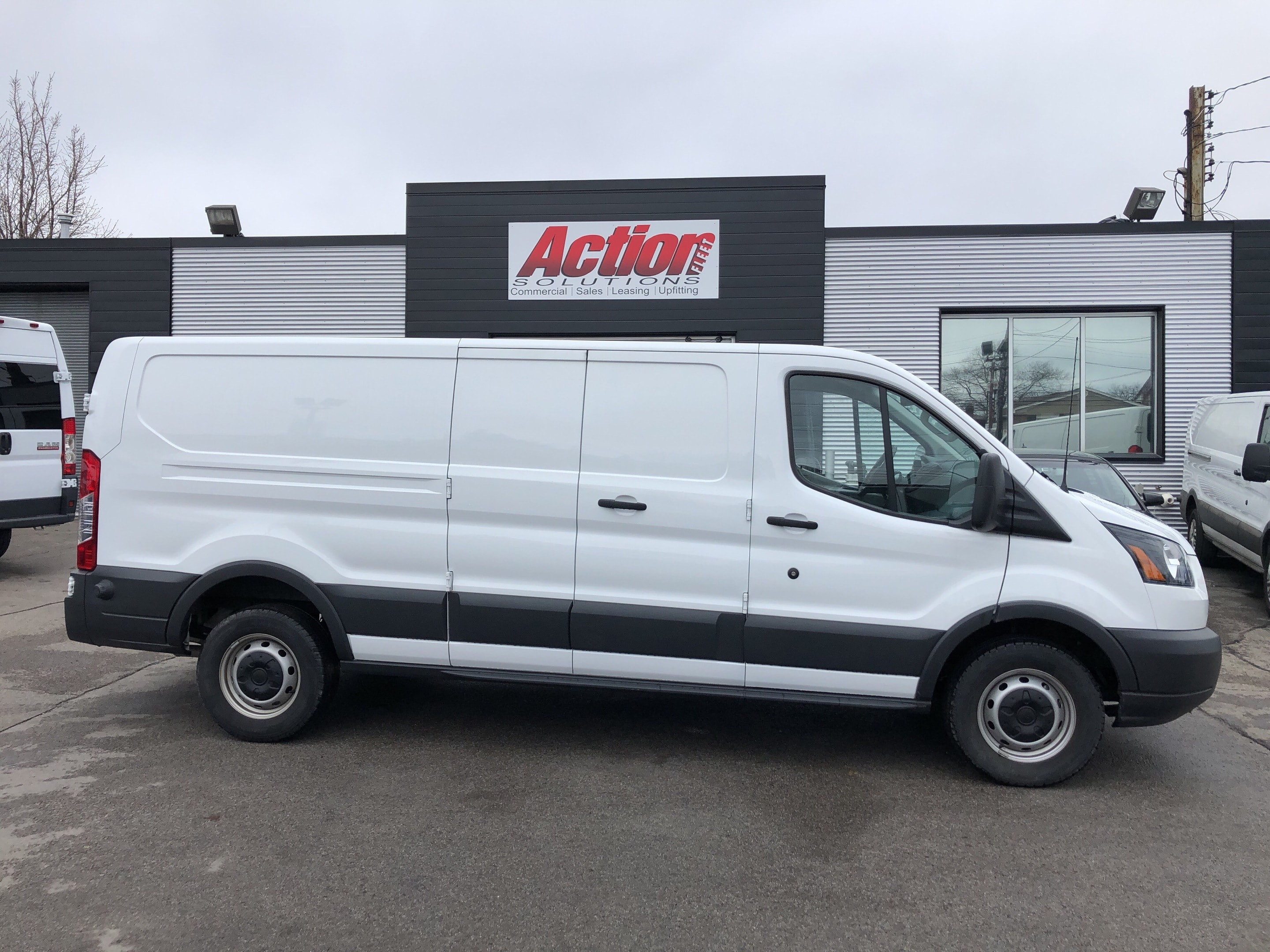 7b8314664aa Used 2018 Ford Transit Van For Sale at Action Auto Sales Inc. | VIN: