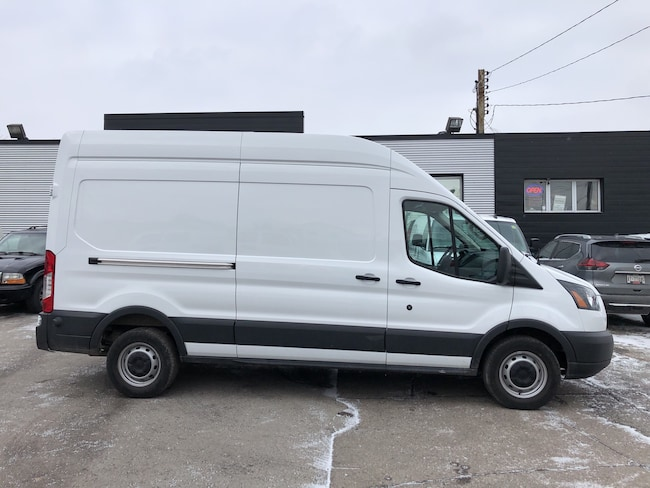 2018 Ford Transit HIgh roof 148 . LOADED! Cargo
