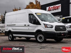 2018 Ford Transit Mid roof 148. loaded.with safety partition Cargo