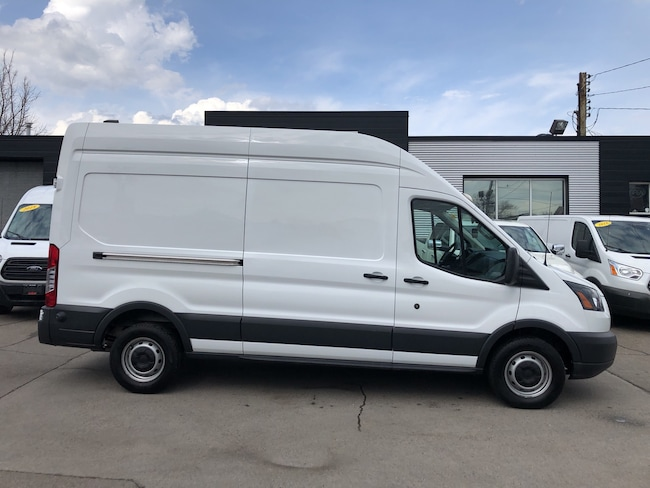 2018 Ford Transit T250 High Roof 148. loaded! Cargo