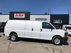 2017 Chevrolet Express 2500 ext . shelving and ladder racks available Cargo Extended