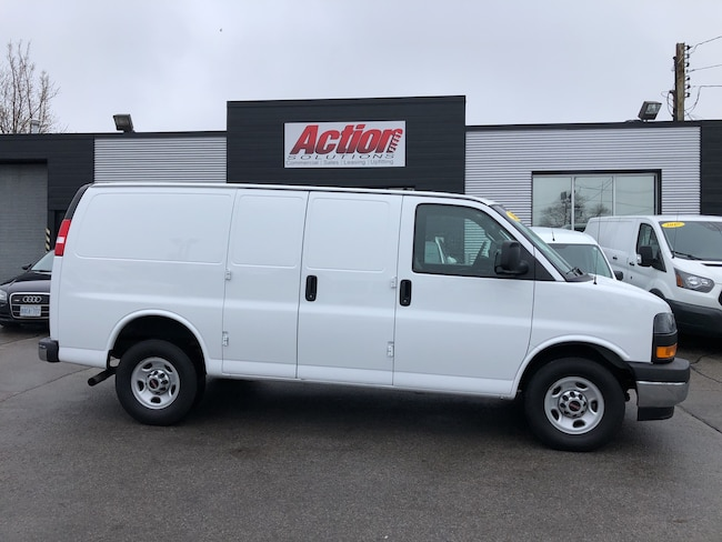 2018 GMC Savana 2500 ON VACATION TILL AUG.1/19 Cargo