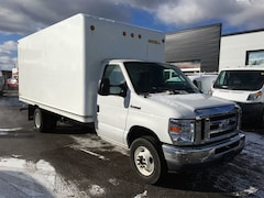 2016 FORD E-350 16 ft cube van