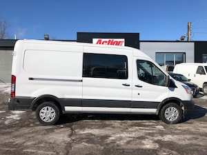 2018 Ford Transit T250 Mid Roof 148. fin or lease from 5.99%oac