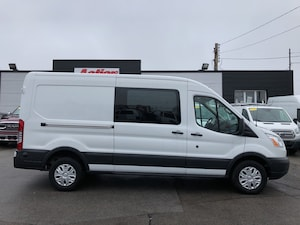2018 Ford Transit MR148 fin or lease from 5.99%oac