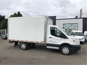 2017 Ford Transit 12' CUBE 12'CUBE FIN OR LEASE FROM 5.99%OAC
