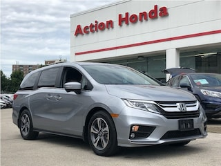2018 Honda Odyssey EX| POWER SLIDING DOOR-REAR CAM-8 PASSENGERS | Van Passenger Van DYNAMIC_PREF_LABEL_INVENTORY_LISTING_DEFAULT_AUTO_USED_INVENTORY_LISTING1_ALTATTRIBUTEAFTER