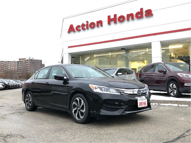 2016 Honda Accord LX| ONLY 36, 601 KMS | Sedan