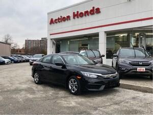 2018 Honda Civic LX| REAR CAM,BLUETOOTH,HEATED SEATS|