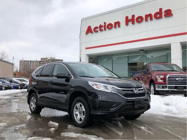 2016 Honda CR-V LX | LEASE RETURN, ONE OWNER | SUV