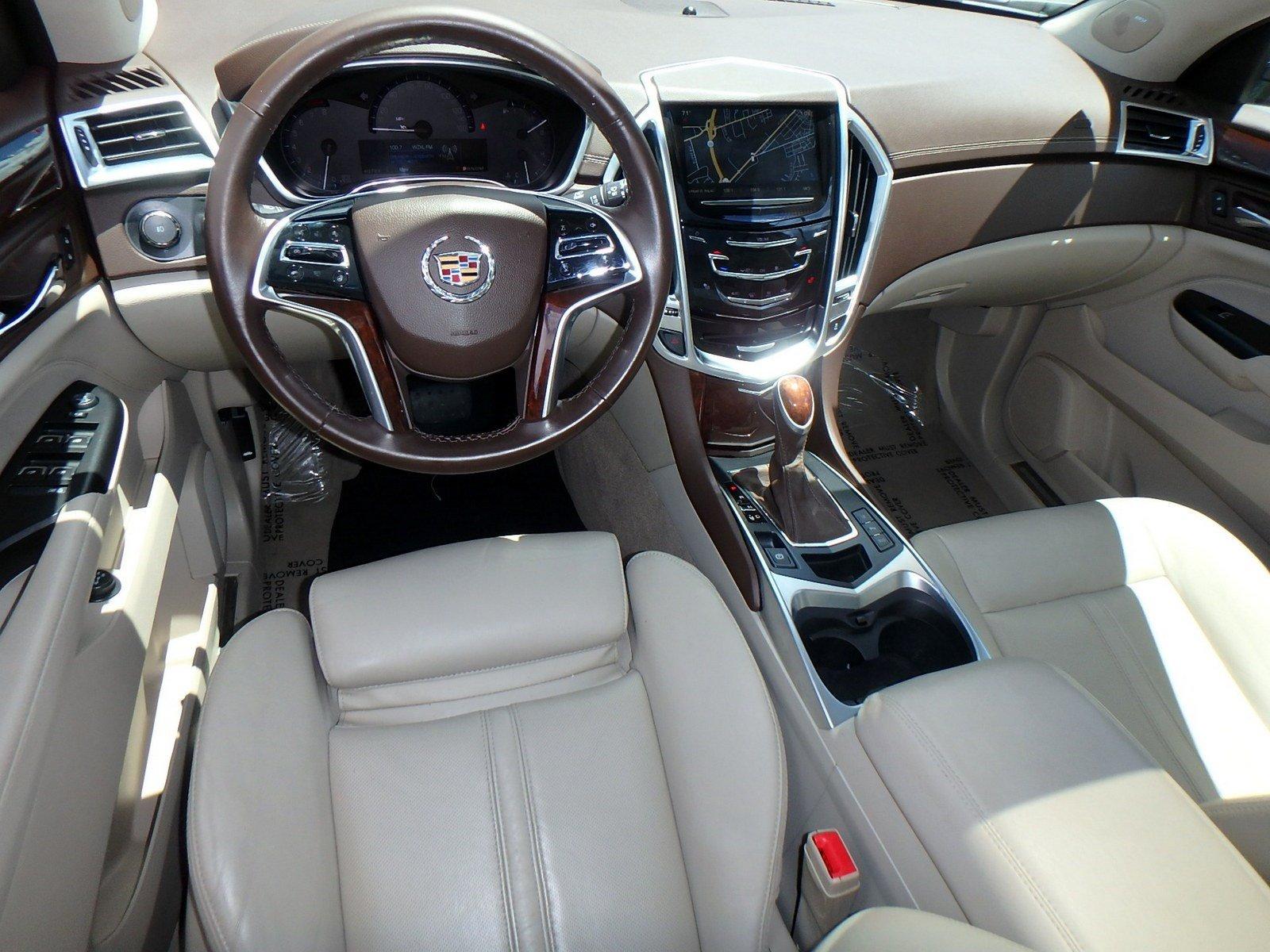 Used 2014 CADILLAC SRX For Sale at Action Hyundai   VIN