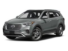 2017 Hyundai Santa Fe AWD ULT 4DR LIMITED SUV
