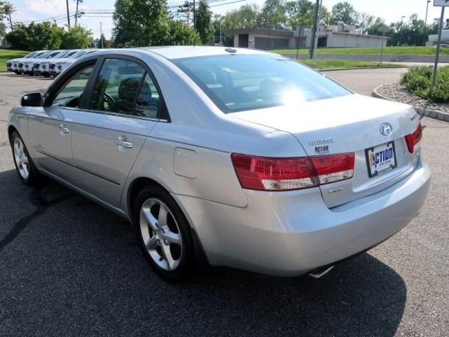 Used 2008 Hyundai Sonata For Sale in Flemington NJ   VIN ...