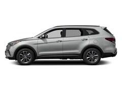 2018 Hyundai Santa Fe SE AWD SUV