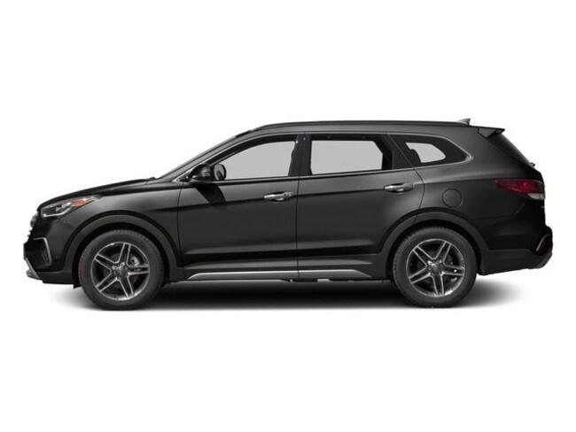New 2017 Hyundai Santa Fe AWD 4DR LIMITED SUV Flemington