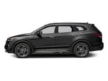 2017 Hyundai Santa Fe AWD 4DR LIMITED SUV