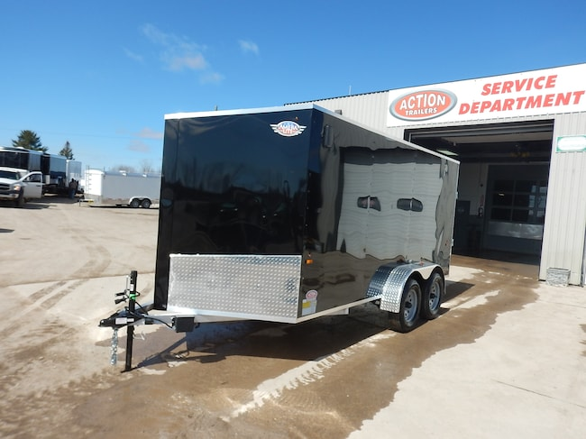 2018 Amera-Lite ALDR714TA2 UNBEATABLE PRICING! 7X14 ALL ALUMINUM ENCLOSED