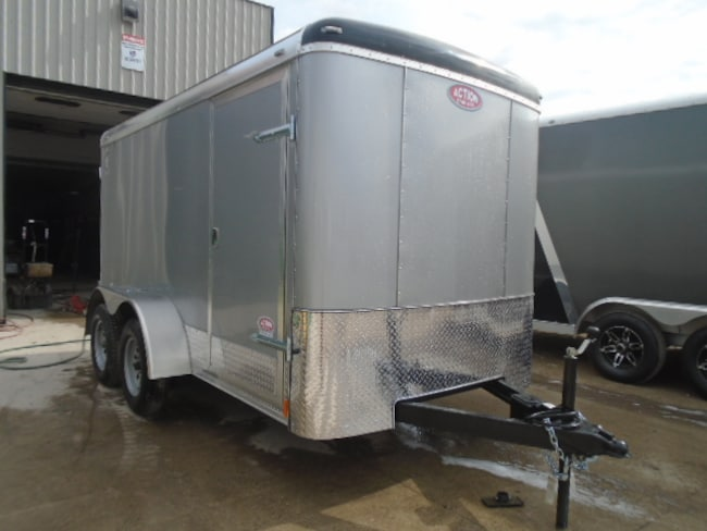 2018 Adams Trailers AU6X12TA2 BEST BANG FOR YOU BUCK - VOTED BY CONSUMERS