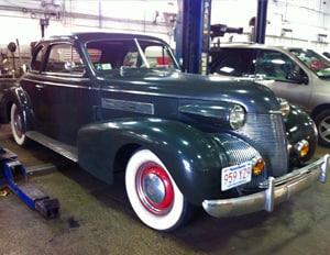 Antique Car Restoration Acton Chrysler Dodge Jeep Ram