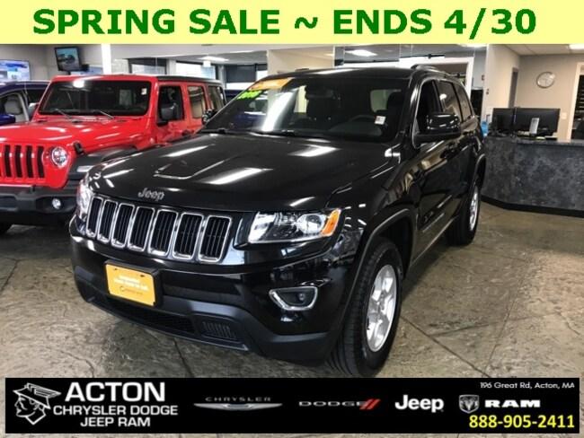 2016 Jeep Grand Cherokee Laredo SUV