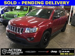 2013 Jeep Compass Limited SUV