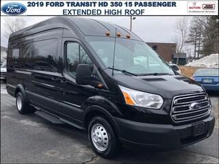 2019 Ford Transit-350 XLT Livery Van