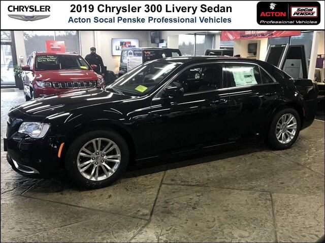 2019 Chrysler 300 Touring Livery Sedan