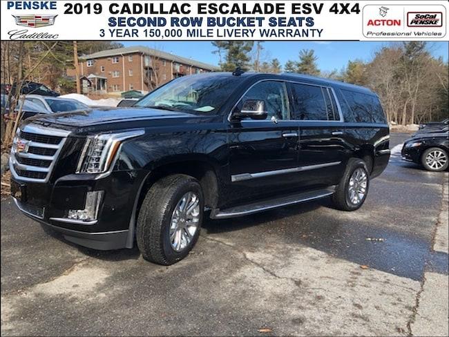 2019 CADILLAC Escalade ESV Base SUV