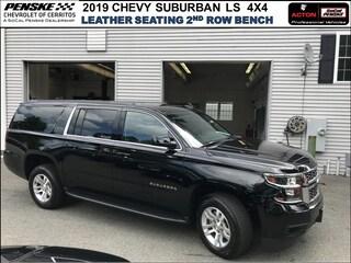 2019 Chevrolet Suburban LS AWD Livery SUV