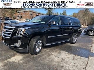 2019 CADILLAC Escalade ESV AWD Livery SUV