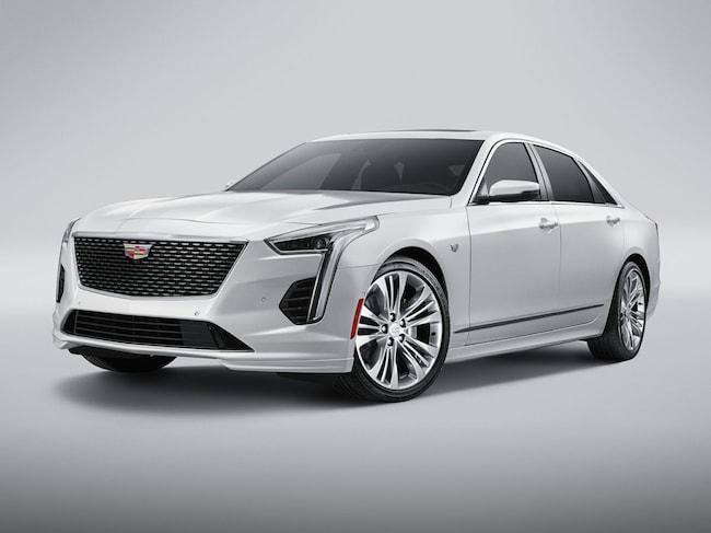 2019 CADILLAC CT6 2.0L Turbo Luxury Sedan