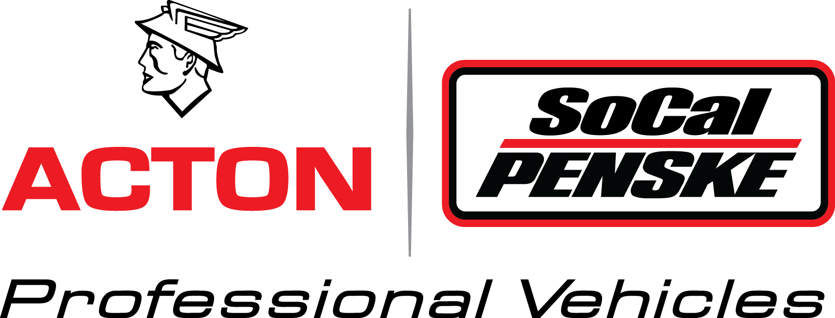 Acton/SoCal Penske Professional Vehicles