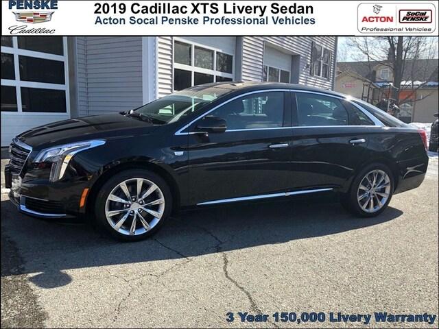 2019 CADILLAC XTS FWD Livery Sedan