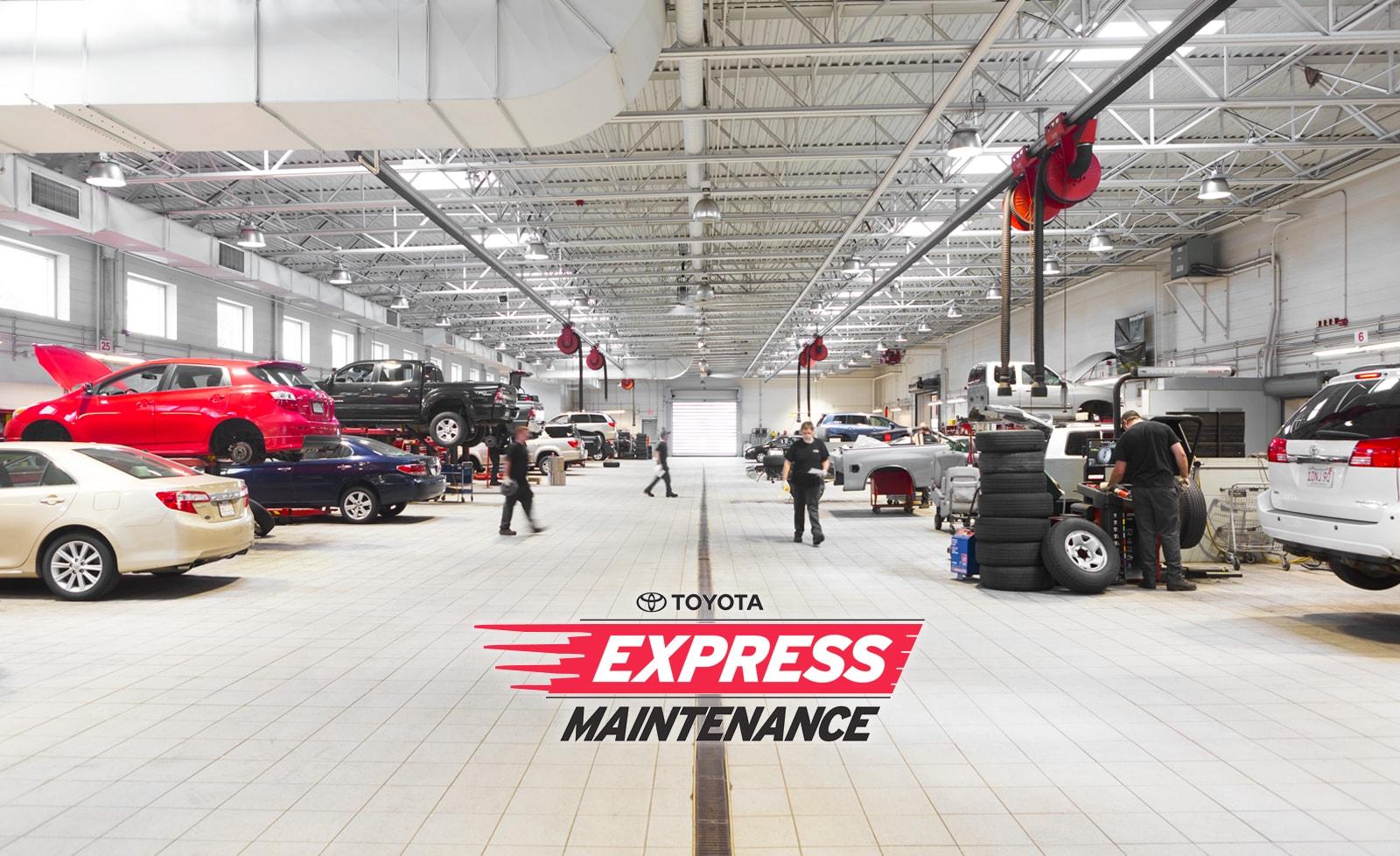 Acton Toyota Service >> Toyota Service Center | Acton Toyota of Littleton Service Department | Toyota Car Repair Facility