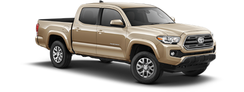 Toyota Tacoma Lease Special