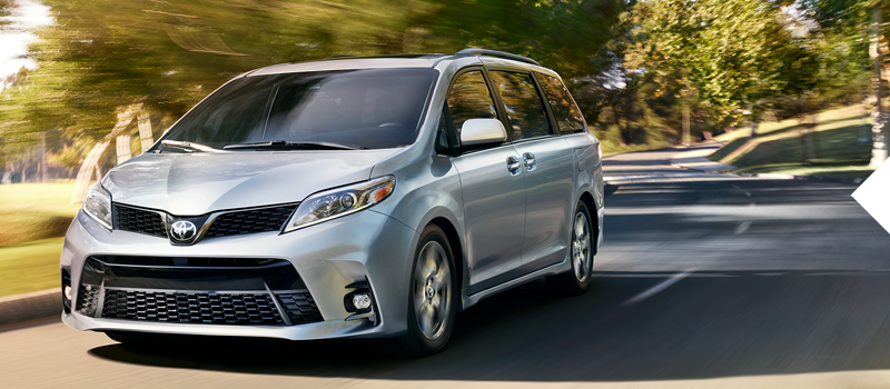 2019 Toyota Sienna Performance