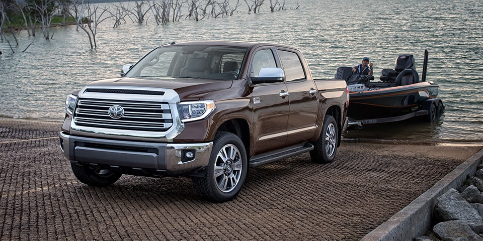 2020 Toyota Tundra - Power
