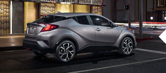 2018 Toyota C-HR Overview | Acton Toyota in Littleton, MA