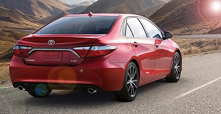 Acton Toyota Service >> New 2015 Toyota Camry | Acton Toyota of Littleton