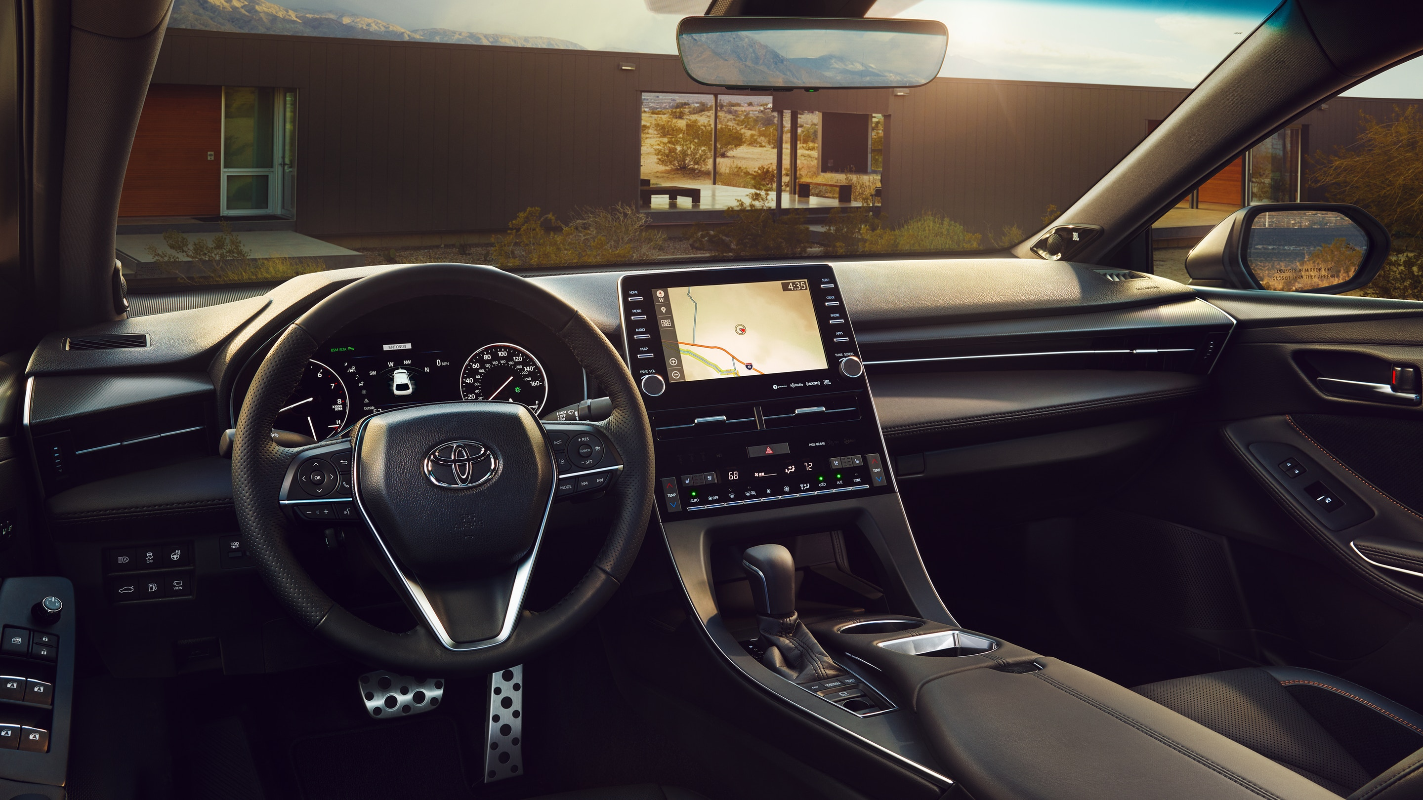 2020 Toyota Avalon - Interior