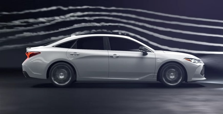 2020 Toyota Avalon - Performance