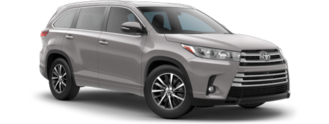 Toyota Highlander XLE V6 AWD by Acton Toyota