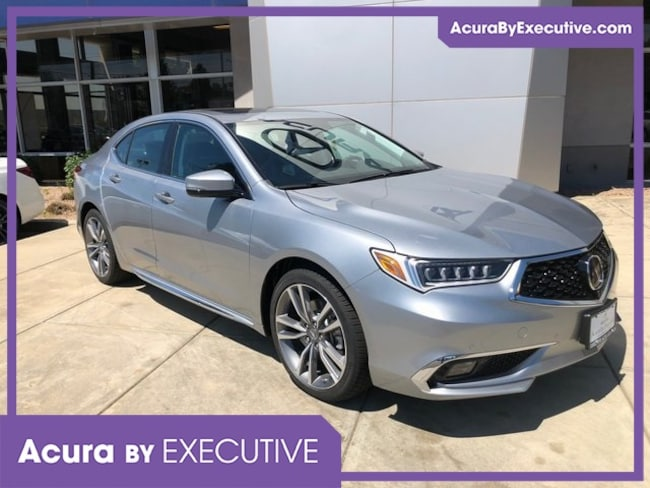 New 2019 Acura TLX 3.5 V-6 9-AT P-AWS with Advance Package Sedan in North Haven