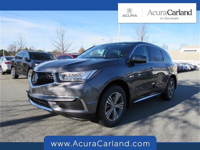 Pre-Owned 2019 Acura MDX 3.5L SUV for sale in Duluth, GA