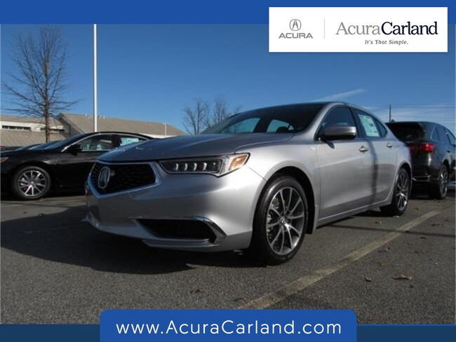 New 2019 Acura TLX 3.5L V6 Sedan Duluth GA